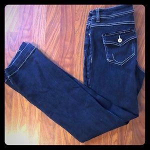 I.N.C. Curvy-Fit Bootcut Jeans
